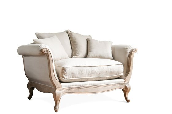 Grand Trianon armchair Clipped