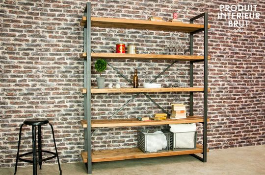 Great industry bookcase