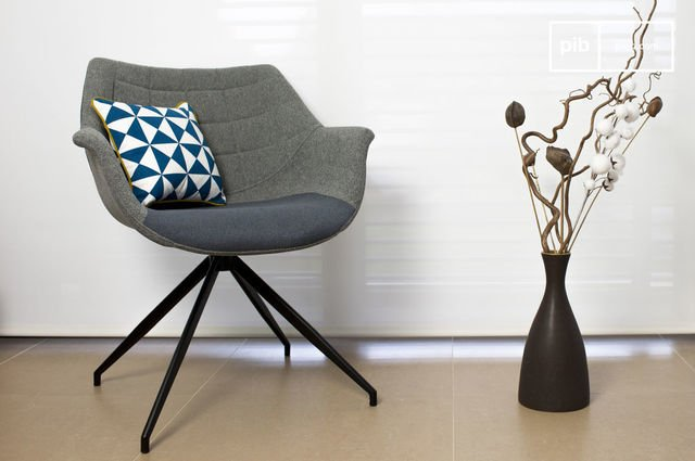 Grey grimsson armchair