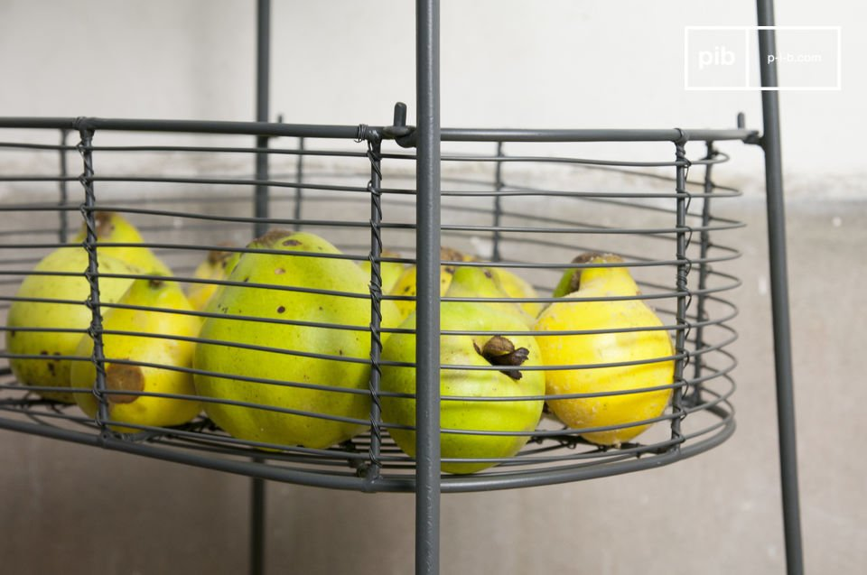 A practical storage for your kitchen or living room