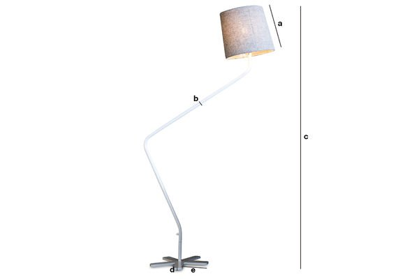 Product Dimensions Grogg reading light