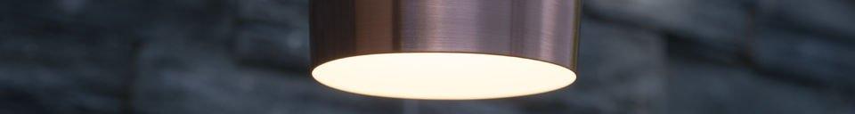 Material Details Hanging lamp Segal
