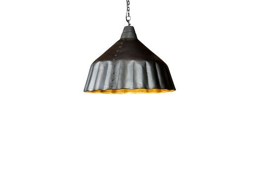 Hanging light Giant Cannel Clipped