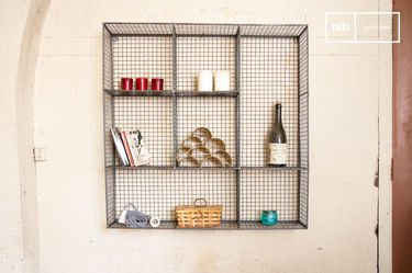 Harlem Wall Rack