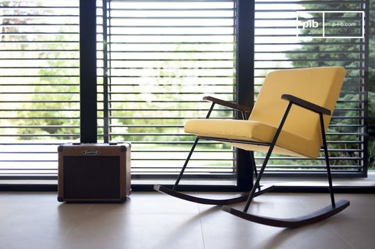 Hatol rocking chair