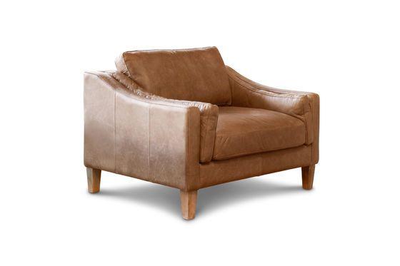 Heidsieck cinnamon armchair Clipped