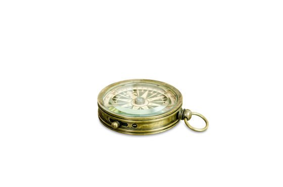 Helmsman's compass Clipped