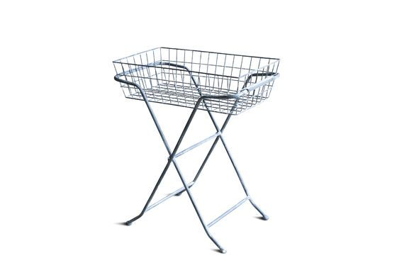 Héloïse Folding Trolley Clipped