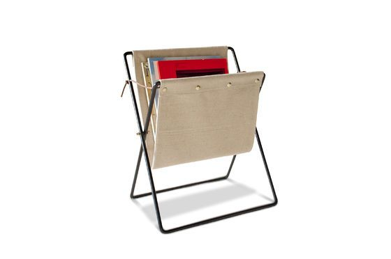 Herman Magazine Rack Clipped