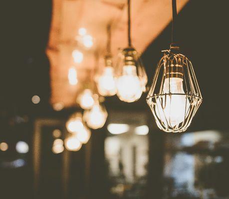 home bar lighting