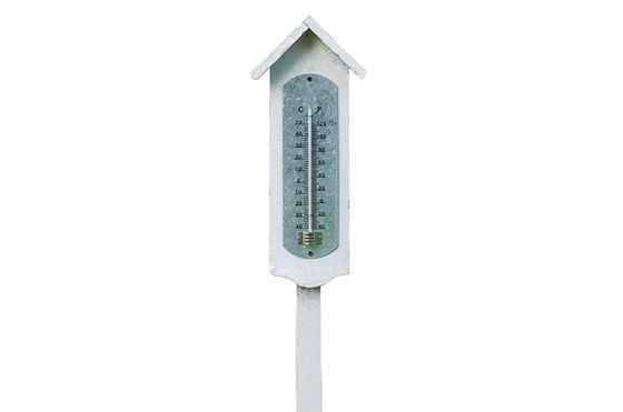 Home thermometer Clipped