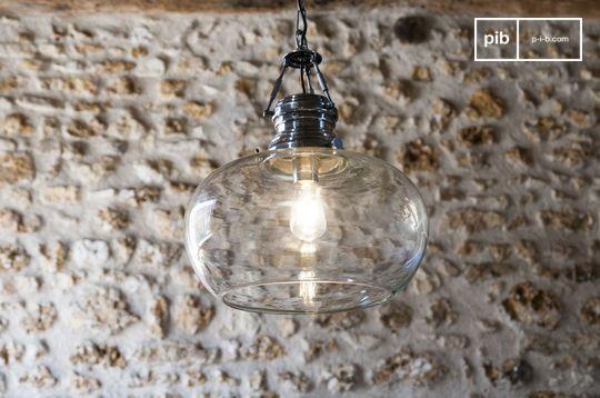 Hoonui Glass Hanging lamp