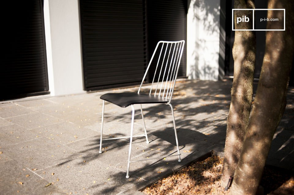 Hossegor metal chair
