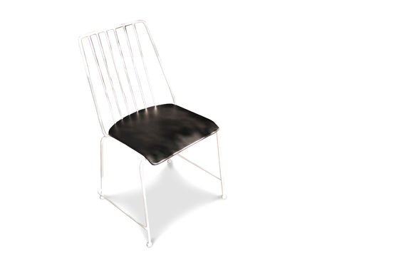 Hossegor metal chair Clipped