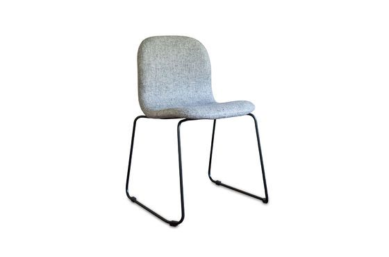 Houston fabric chair Clipped