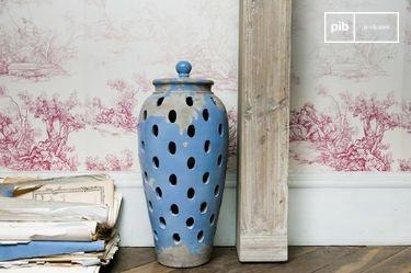 Ilbarritz lantern jar