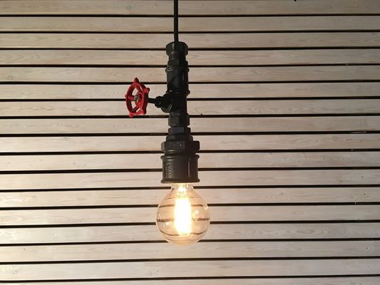 industrial hanging lamp