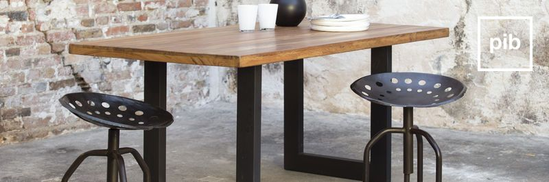 Industrial table back soon in collection