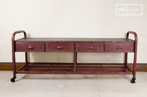 tv console the vintage tv console style. Black Bedroom Furniture Sets. Home Design Ideas