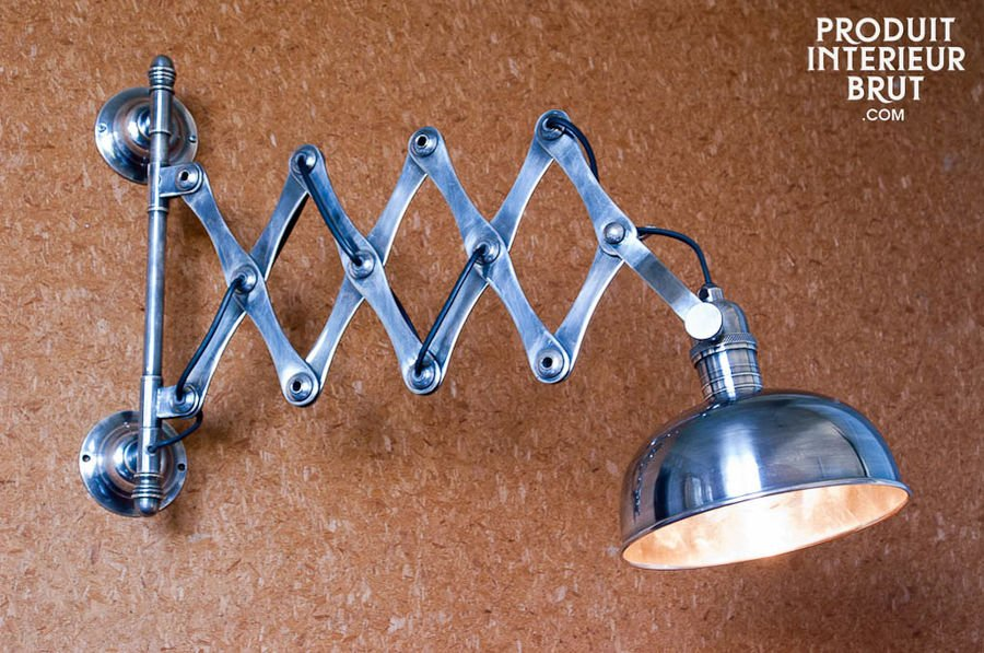 Industrial design wall lighting