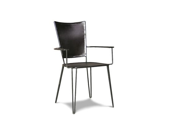 Italia Armchair Clipped