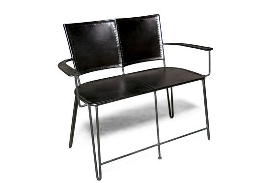 Italia double armchair Clipped