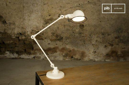 Ivory Jieldé Signal desk lamp