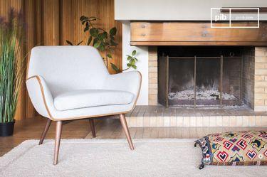 Järvi Fabric armchair