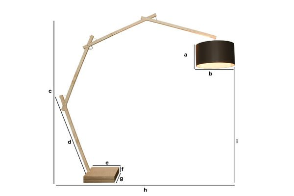 Product Dimensions Jayjay light