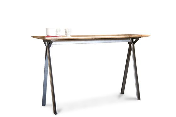 Jetson Console table Clipped