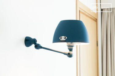 Jieldé Aicler Ocean Blue Wall Lamp