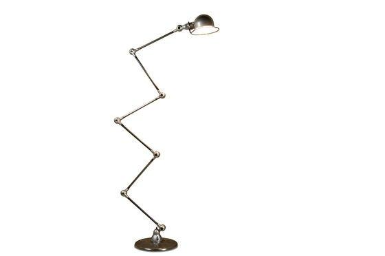 Jieldé Loft lamp Clipped