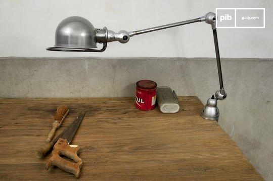 Jieldé Loft light with clamp