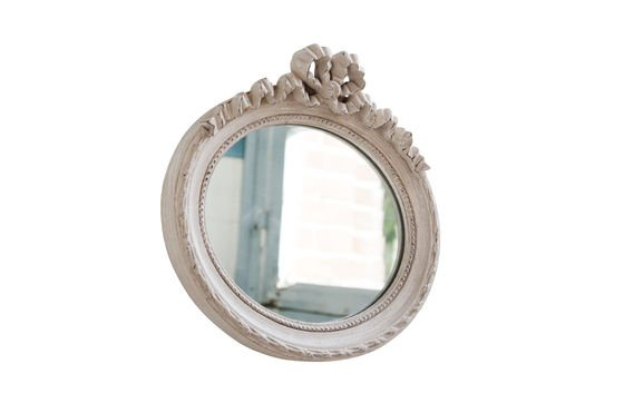 Justine mirror Clipped