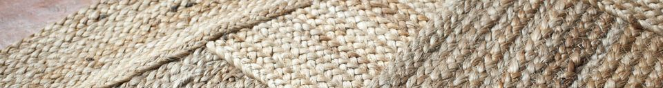 Material Details Jute Round Williams Rug