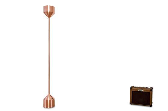 Käsipa standard lamp Clipped