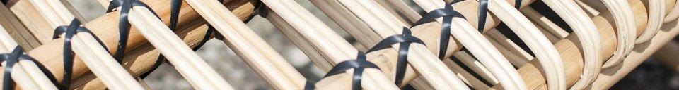 Material Details Keliko Bench