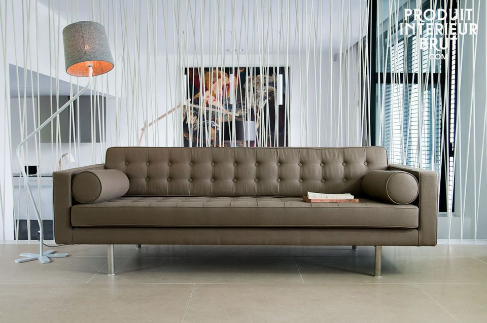 Kemi three-seater sofa