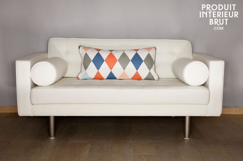 Kemi two-seater sofa