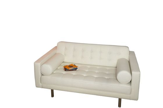 Kemi two-seater sofa Clipped