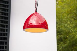 Këpsta red hanging lamp