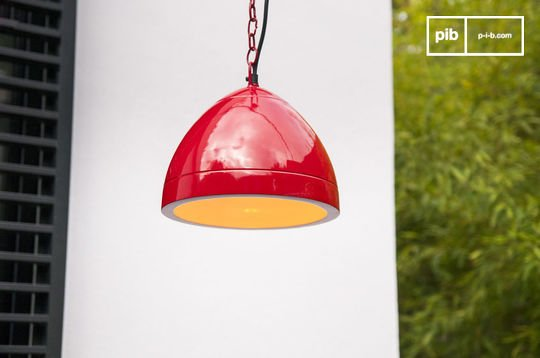 Këpsta red hanging lamp