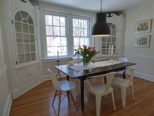 huge hanging lamp for dining room