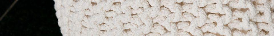 Material Details Kidrön pouf