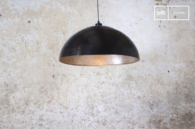 Komais metal ceiling light