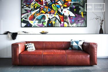 Krieger Vintage Sofa