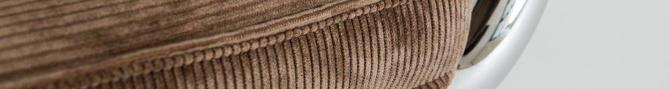 Material Details Krömart brown chair