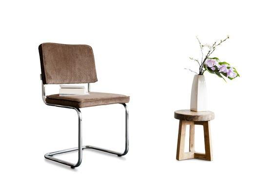 Krömart brown chair Clipped
