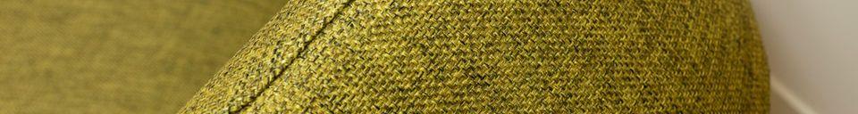Material Details Kurva sofa