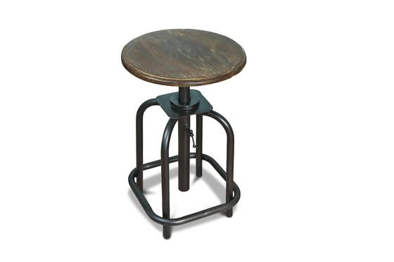 Lab stool Clipped